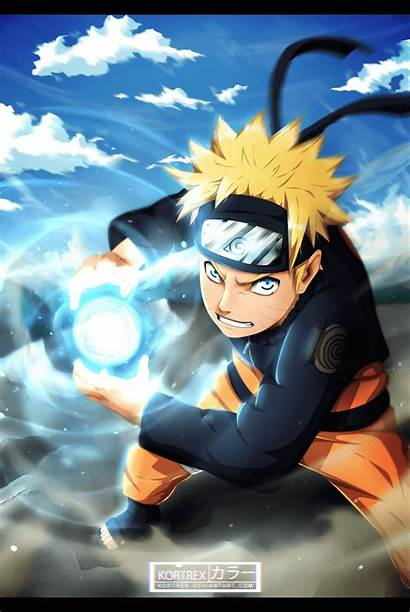 Naruto Rasengan Uzumaki Deviantart Kortrex Wallpapers Anime
