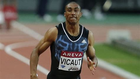 Vicaut Wins 100m In Cold And Windy Luzern  Athletics Live