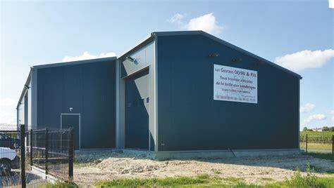bureau controle batiment bâtiment métallique sur mesure stockage bureaux