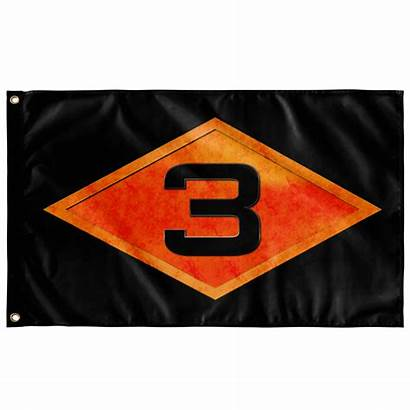 Battalion 3rd Flag Ranger Diamond