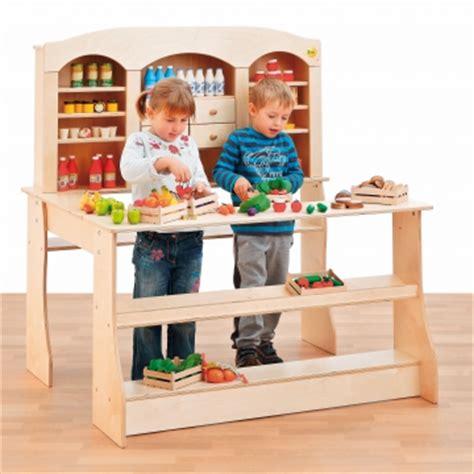 cuisine en bois jouet kidkraft jouet en bois marchande en bois premium xl erzi jouets des