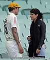 Cricket star Mitchell Johnson secretly marries his ...