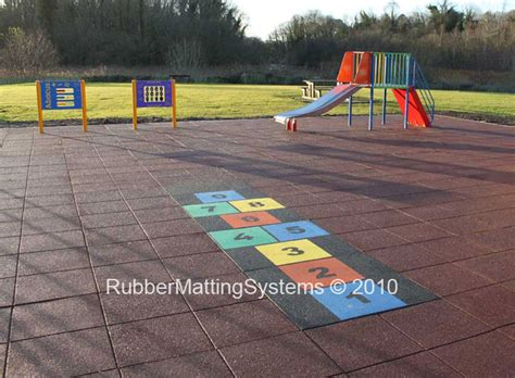 Playground Tiles 1m2