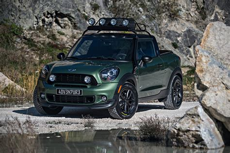 mini paceman adventure pickup truck hiconsumption