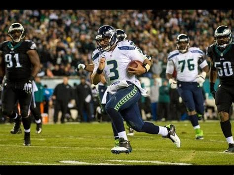 seattle seahawks  philadelphia eagles december