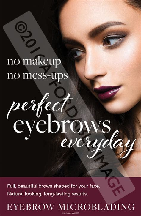 microblading cosmetic marketing store