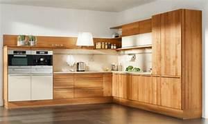 Küchenarbeitsplatte Eiche Rustikal : k che eiche rustikal ~ Markanthonyermac.com Haus und Dekorationen