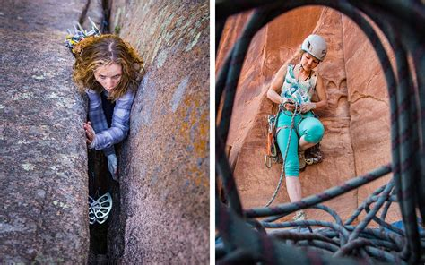 This Climbing Photographer Wants Change How People