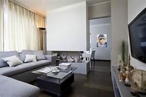 Kleines wohnzimmer modern einrichten tipps und beispiele for Wohnzimmer modern einrichten
