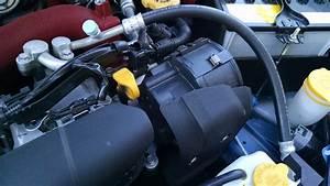 Under The Hood  2016 Subaru Wrx Sti
