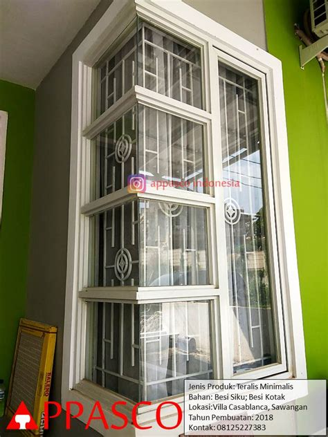 memaksimalkan fungsi jendela  ventilasi rumah minimalis