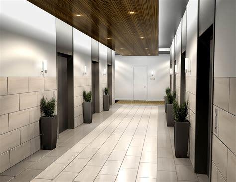 white marble tile travys keto professional 3d artist elevator lobby