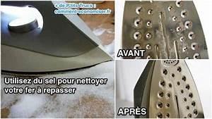 Nettoyer Semelle Fer à Repasser : 6 astuces faciles et rapides pour nettoyer votre fer ~ Dailycaller-alerts.com Idées de Décoration