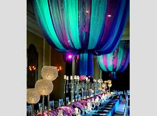 The gallery for > Teal And Fuschia Wedding