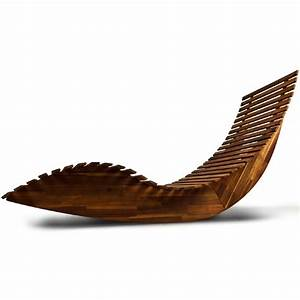 Transat En Bois : transat bain de soleil design en bois acacia 2 coloris ~ Teatrodelosmanantiales.com Idées de Décoration