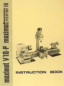 Emco Maximat V10 Manual Pdf