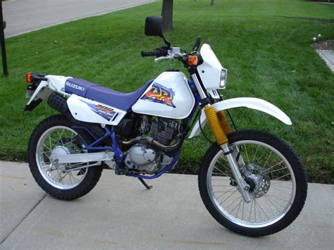 Boat Trailer Rentals In Ct by 1996 Suzuki Dr 200 Dual Sport For Sale Tct Classifieds