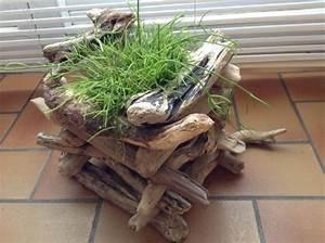 Cache Pot Bois : les 17 meilleures images propos de en bois flottes sur pinterest signes de bois flott ~ Teatrodelosmanantiales.com Idées de Décoration