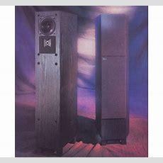 Design Acoustics Da900 Floor Standing Speakers Review