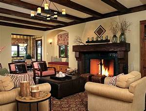 Rustic Living Room Decor Ideas : Create A Rustic Living ...