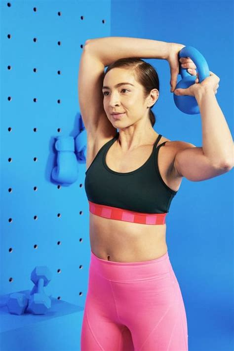 kettlebell workout exercises woman workouts body head wirsing kathryn holding