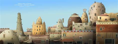For Glorious Zootopia: The Art of Zootopia # 2 Sahara ...