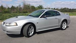sold.2003 FORD MUSTANG GT COUPE 4.6 V-8 108K SILVER CLOTH TRIM call 855.507.8520 - YouTube