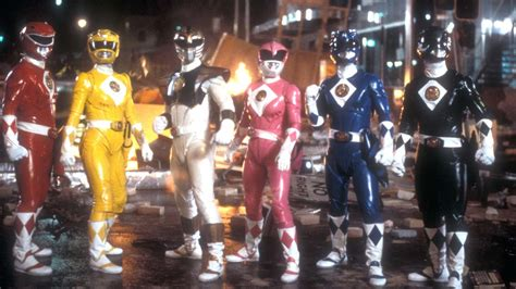 'Power Rangers' Reboot in the Works | Hollywood Reporter
