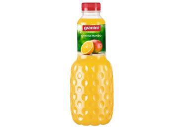 Nektārs GRANINI mango-apelsīnu 1L