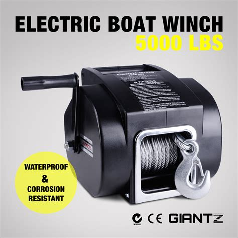Boat Trailer Winch Auto Lock by Electric Trailer Winch Images