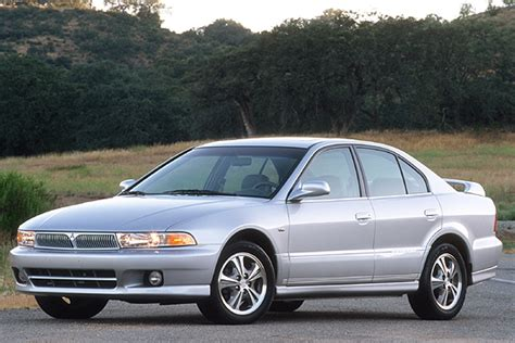 2001 Mitsubishi Galant Pictures/photos Gallery