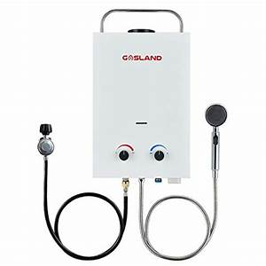 Tankless Water Heater  Gasland Outdoors Bs158 1 58gpm 6l