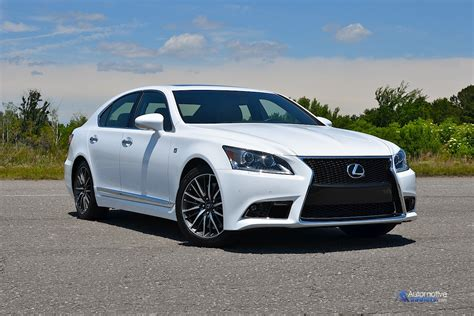 Lexus Picture by 2015 Lexus Ls 460 F Sport Review Test Drive