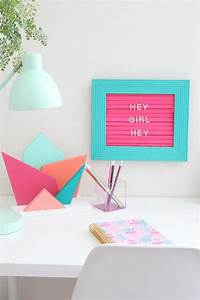 how to make a felt marquee letter board diy With changeable letter board diy