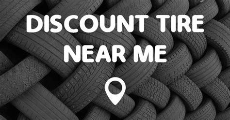 discount tire near me points near me