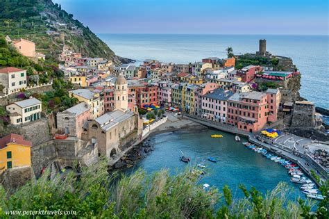 A Trip To Vernazza Peters Travel Blog