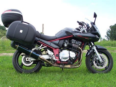 Suzuki Bandit 1200s by Bikepics 2006 Suzuki Bandit 1200s