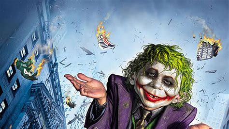 alfred  newman  joker wallpaper