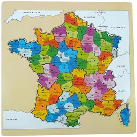 Carte De Par Departement 2018 by Puzzle Carte De Carte 2018