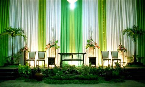 Dekorasi Pernikahan Modern Simpel Di Yogyakarta
