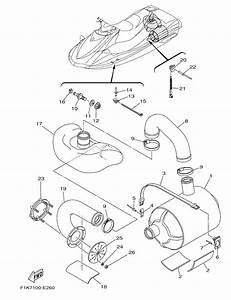 Yamaha Waverunner Parts Diagram