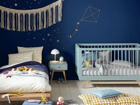 chambre enfant bleu marine nos inspirations deco joli