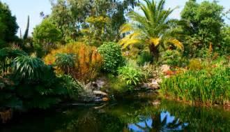 Botanischer Garten Roscoff by Bretagne G 228 Rten Ein 220 Berblick