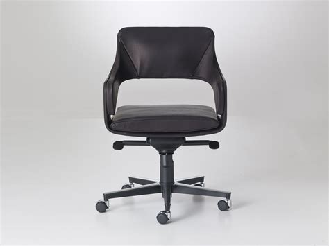 height adjustable swivel task chair silhouette collection