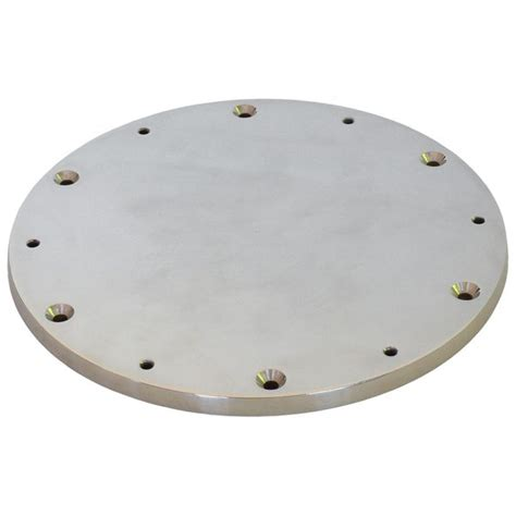 "Springfield 12"" Stainless Steel Deck Plate  West Marine"