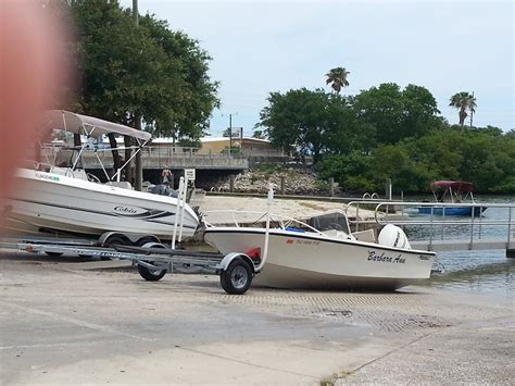 Nassau Lake Boat Launch boat rs
