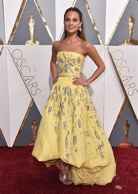 Oscars The Red Carpet Fashion Trend Report