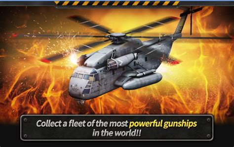 gunship battle helicopter 3d v2 6 7 unlimited money gold for android idiscuss