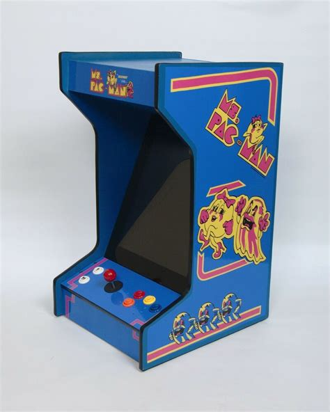 New Upright Bartoptabletop Arcade Machine With 60