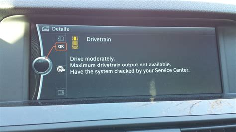 parking l malfunction bmw 328i just had the battery replaced and now limp mode and